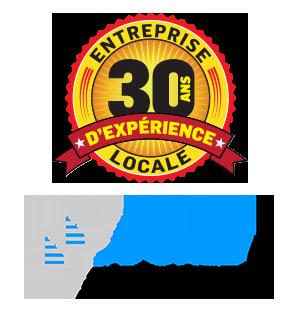 30 ans d'expérience APCHQ
