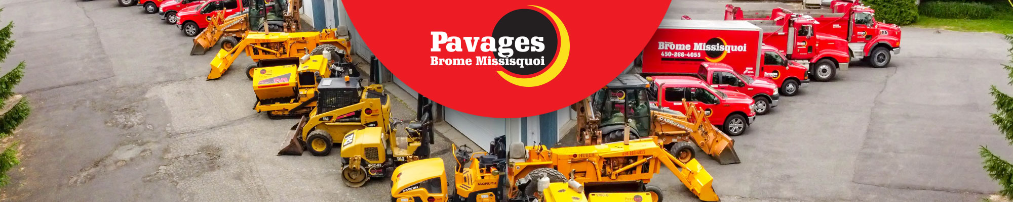 Pavages Brome-Missisquoi Services